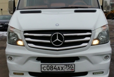 Mercedes Sprinter D-515CDI